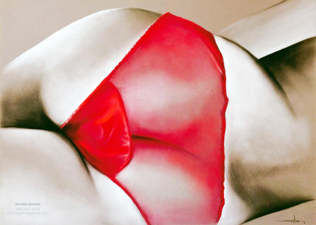 Panties print